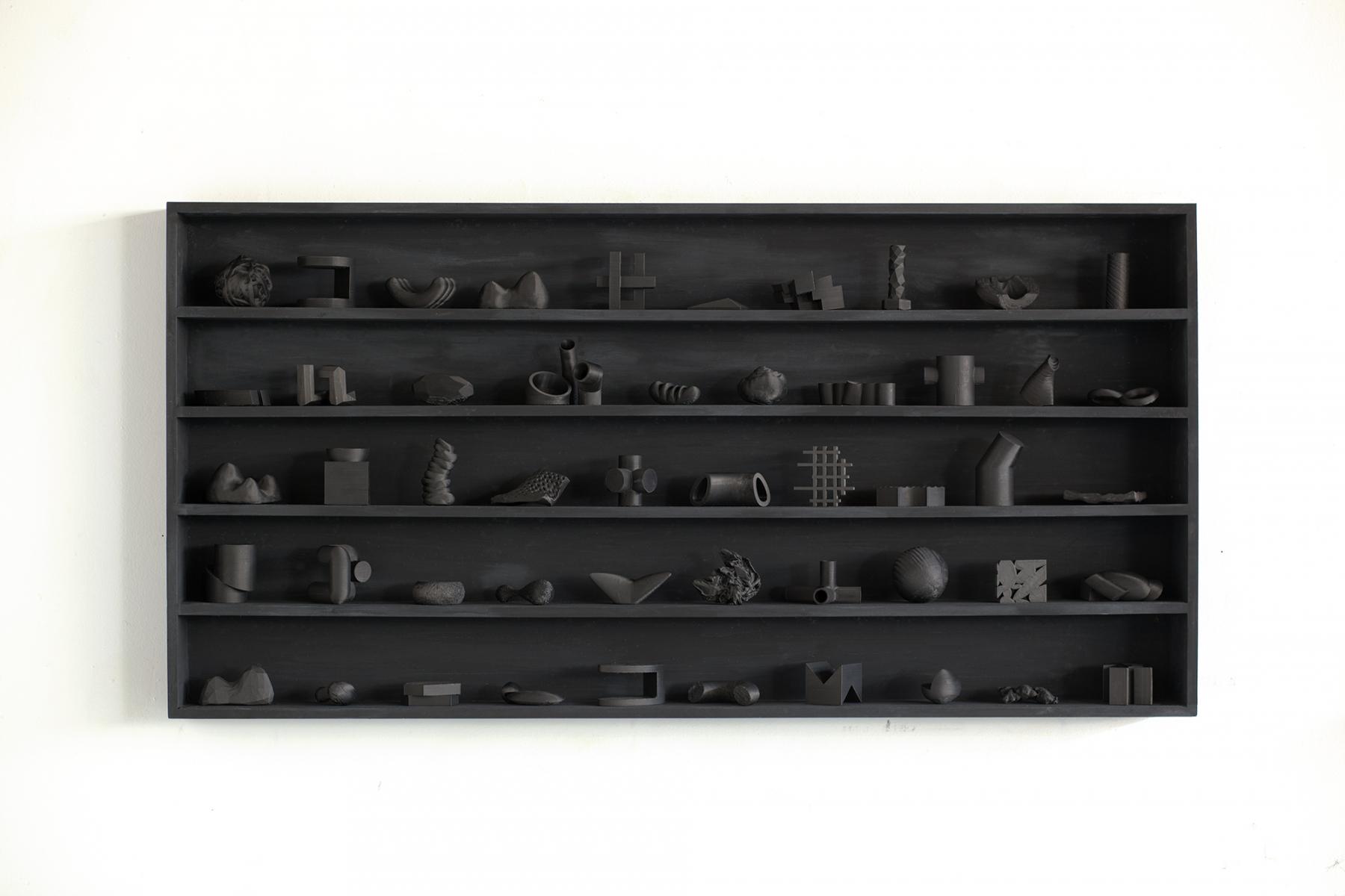 50 Objects, Shelf